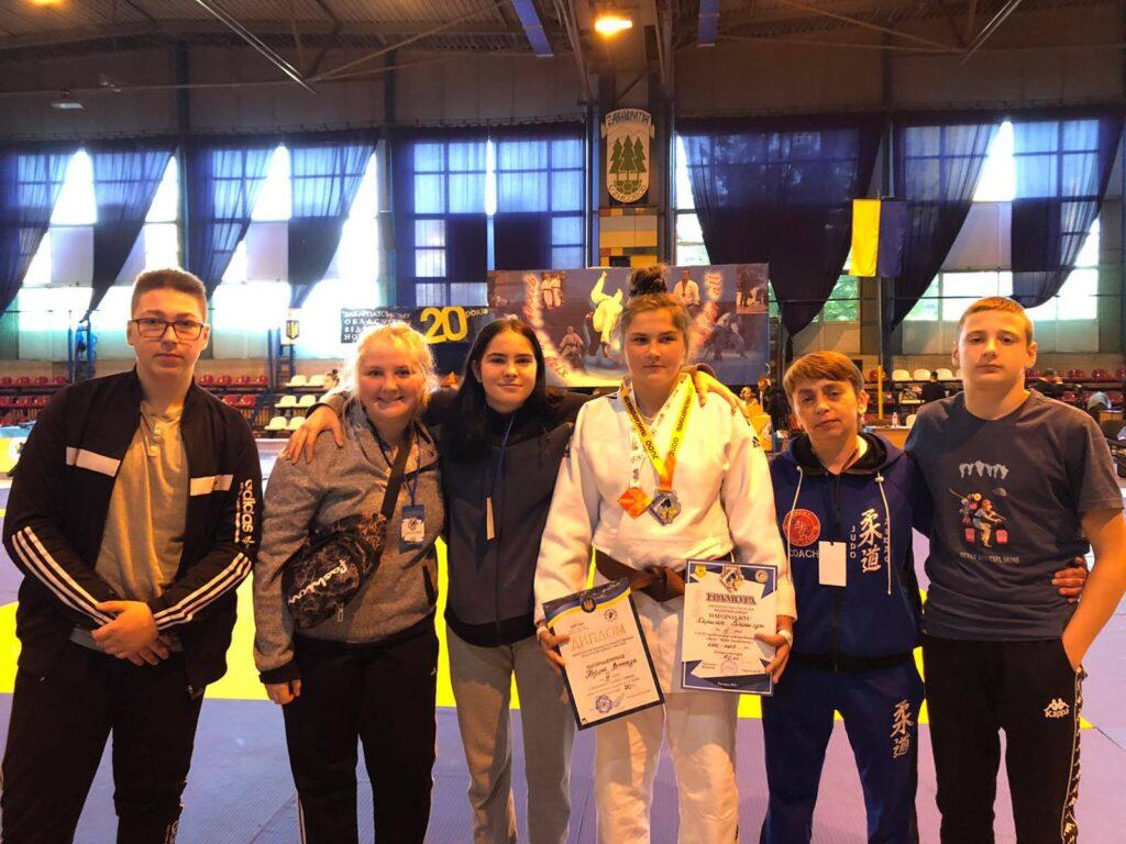 Відкритий чемпіонат України з дзюдо серед молодших кадетів до 17 років